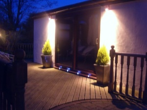 ... Garden and outside power points Electrical supplies to outbuildings